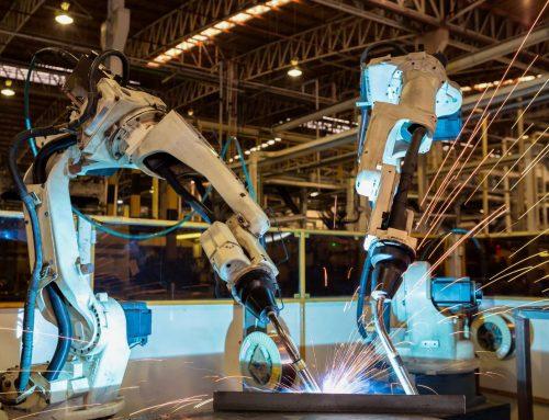 Aumento de la productividad en las fábricas gracias a la robótica