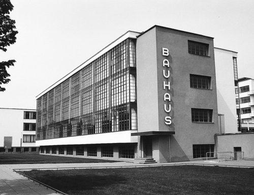La Bauhaus, un revolucionario movimiento arquitectónico que cumple 100 años.
