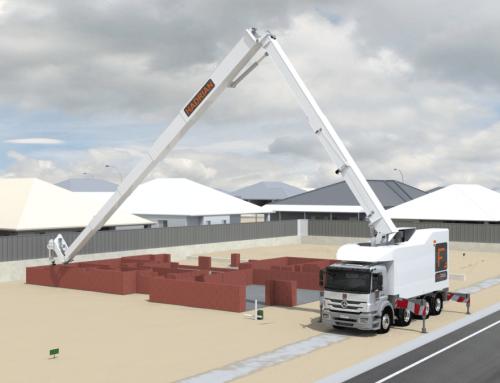 El papel de los robots en la construcción