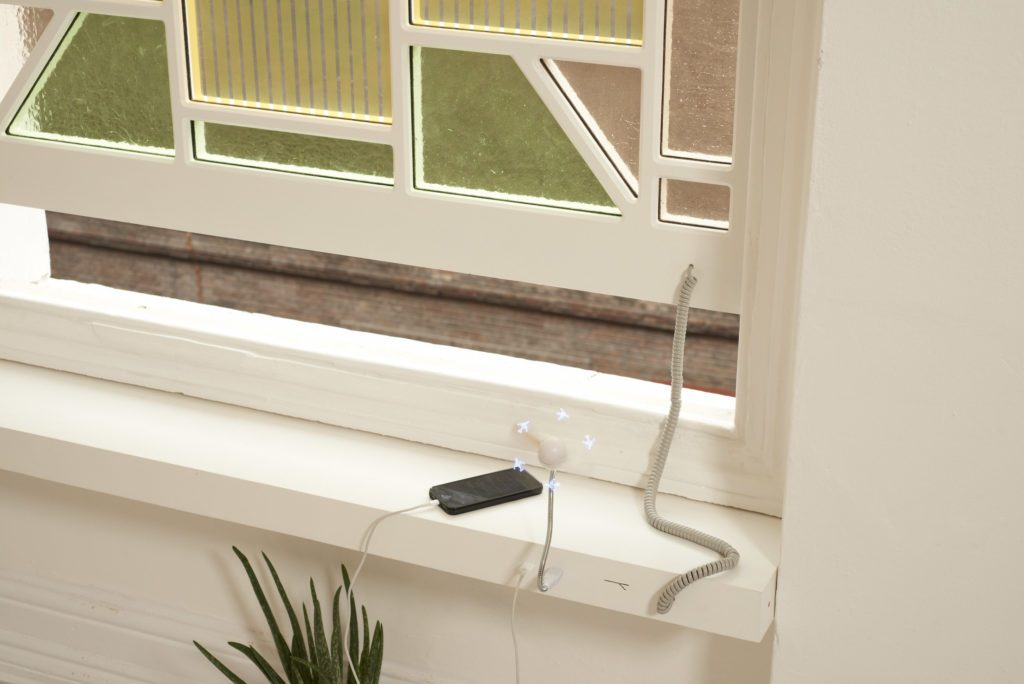 Current Window, Marjan van Aubel