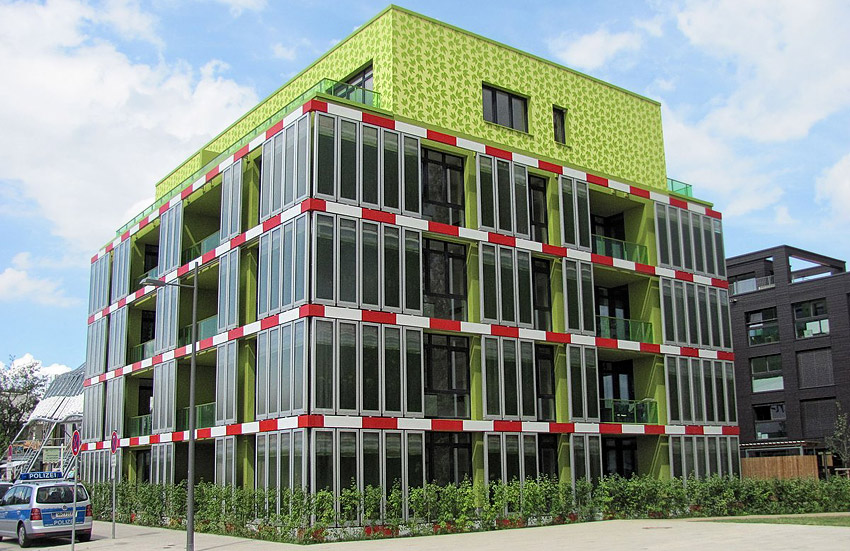 Arquitectura inspirada en la naturaleza: Casa de Algas