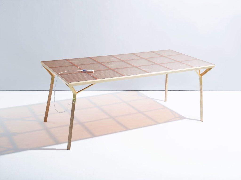 Current Table 2.0, Marjan van Aubel