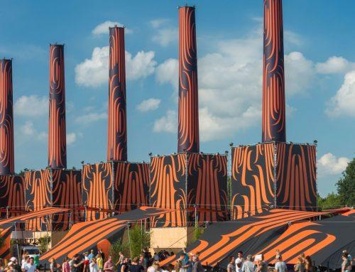 3 edificios que demuestran el potencial del diseño gráfico en la arquitectura
