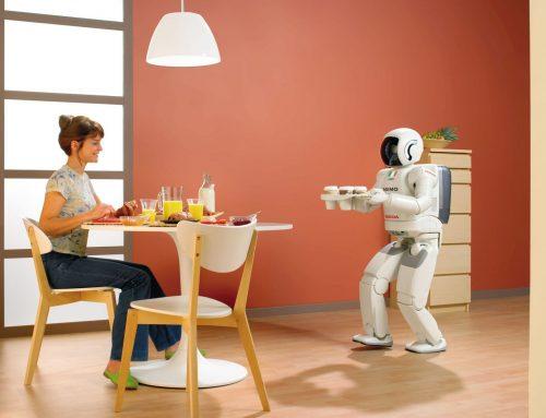 El futuro de los robots en nuestros hogares