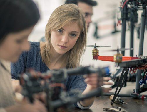 Los drones: un elemento más dentro de la construcción