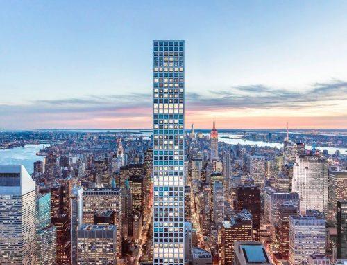 """La nueva tendencia de rascacielos """"super slender"""" en Nueva York"""