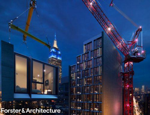 Habitaciones modulares: una nueva tendencia en la arquitectura hotelera