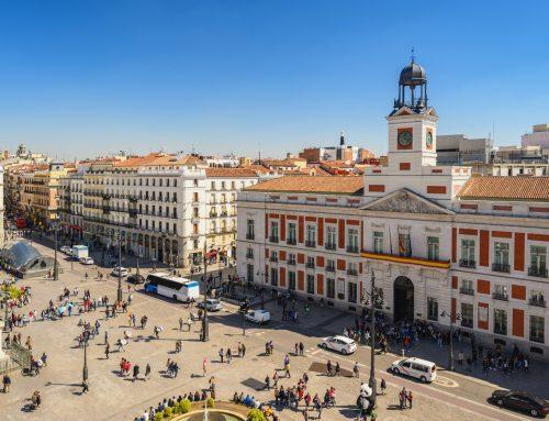 La Puerta del Sol de Madrid se rediseña