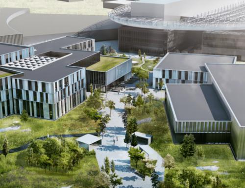 European Spallation: Autodesk hace posible un proyecto vanguardista y sostenible
