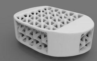 La fabricación aditiva en la industria médica