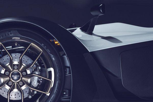 Un coche ultraligero que alcanza los 270 kms/h gracias al diseño generativo y la impresión 3D: BAC Mono 2020