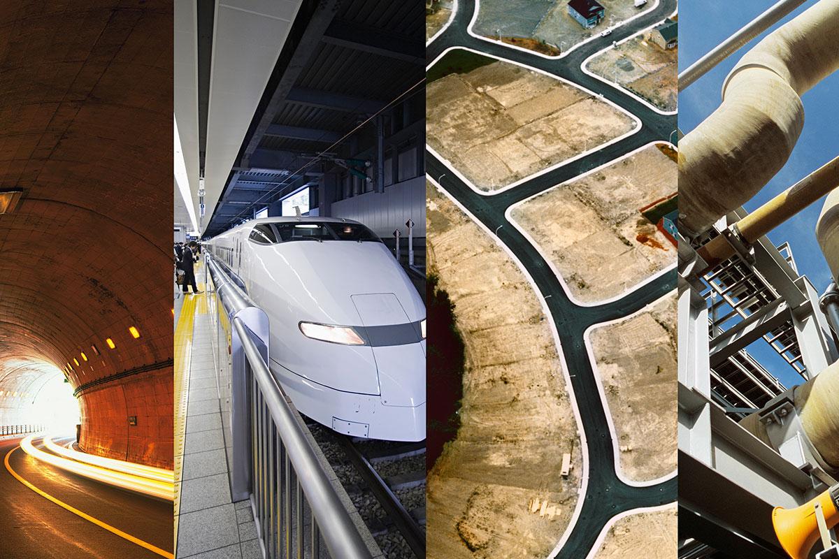Conoce las últimas novedades para proyectar infraestructuras