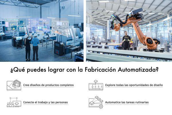 6 claves para una fabricación basada en la colaboración Humano - Robot