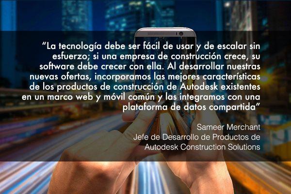 El futuro del trabajo en remoto: AEC Construction Cloud
