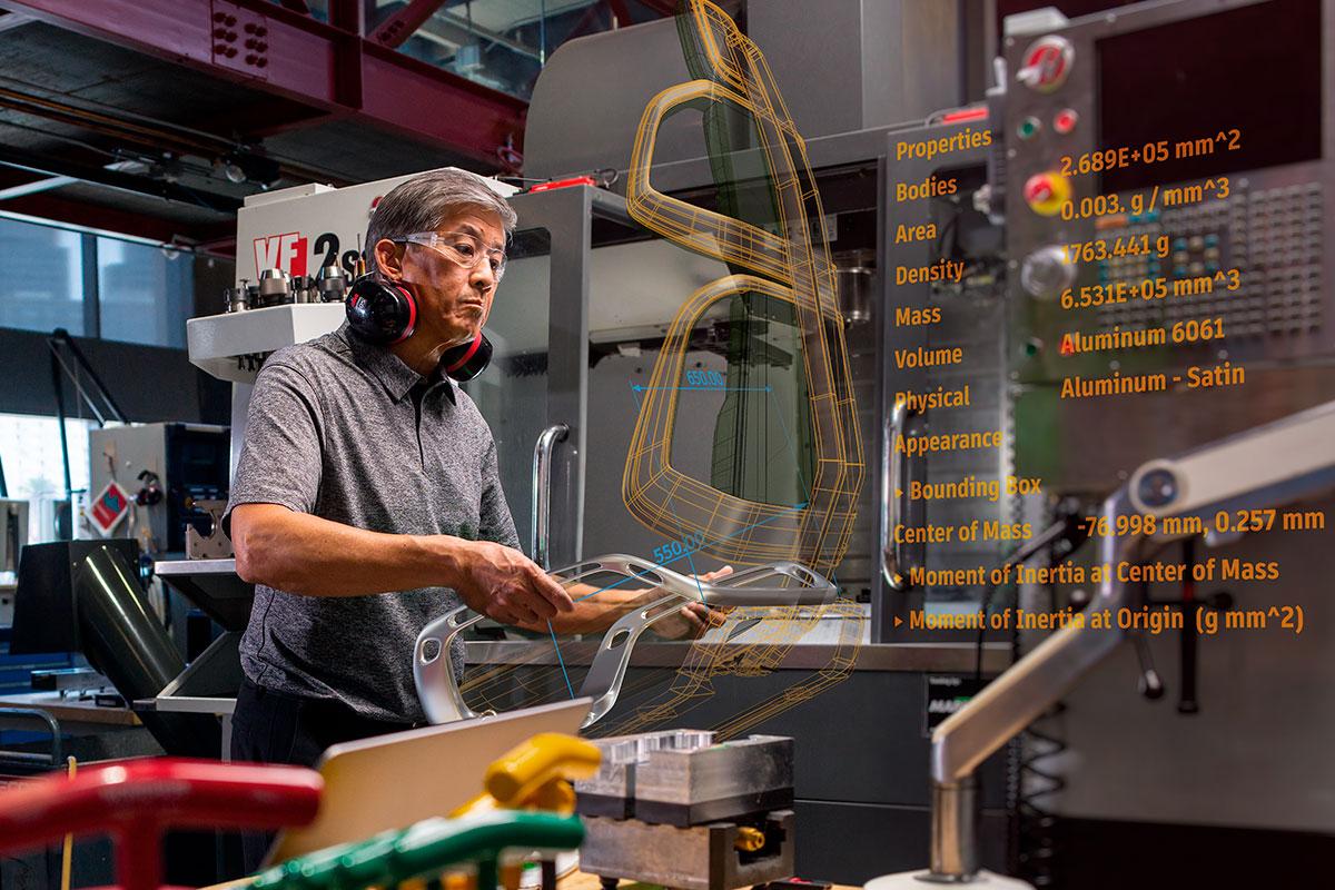 IA: el futuro de la fabricación