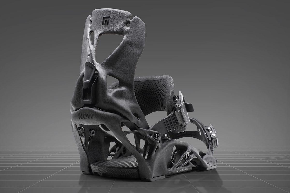 Innovando en el snowboarding con IA e Impresión 3D
