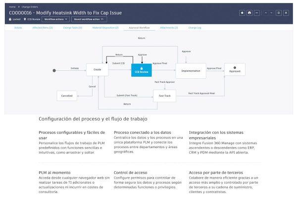 Acelera el desarrollo de productos con PLM: Webinar VAULT