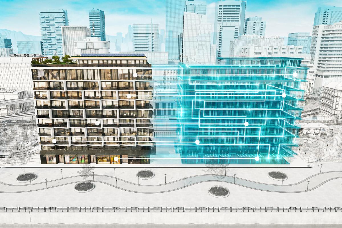 El futuro del Gemelo Digital en la construcción